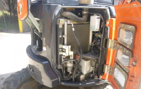 Hitachi ZX33U-5 - Pic 6